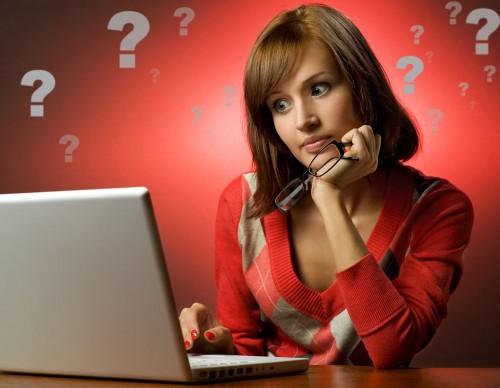 Вопросы о знакомствах в интернете