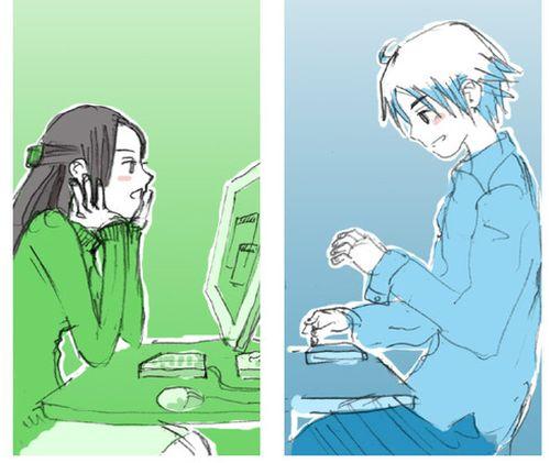 Виртуальные знакомства 2